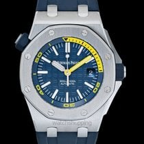 Audemars Piguet Royal Oak Offshore Diver Steel United States of America, California, San Mateo