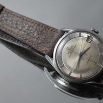 Universal Genève rare POLEROUTER DATE STEEL, AUTOMATIC...