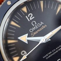 Omega Seamaster 300 Titane 41mm Bleu Arabes France, Thonon les bains