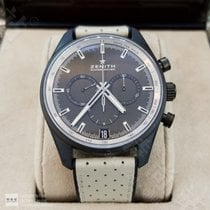 Zenith Chronograph 42mm Automatic 2019 new El Primero Chronomaster Grey