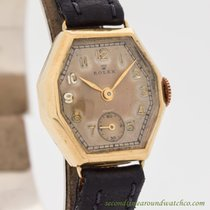 Rolex Oyster Precision pre-owned 20mm Yellow gold
