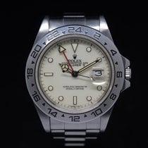 Rolex Explorer II 16550 Cream Dial 1984