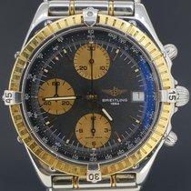 Breitling Chronomat Or/Acier 39mm Noir Sans chiffres Belgique, Antwerpen