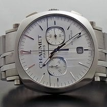 Chaumet Steel 40mm Automatic W11690-30B pre-owned