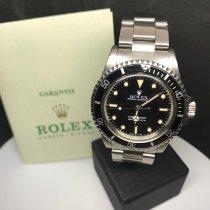 af2170189cb Rolex Submariner Aço - Todos os preços de relógios Rolex Submariner ...