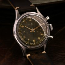 Breitling Kronograf 36mm Manuell uppvridning 1950 begagnad