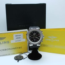 Breitling A47362 Steel Bentley GMT 49mm pre-owned United States of America, California, San Diego