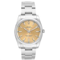 Rolex Oyster Perpetual 34 114200 2018 new