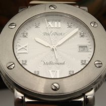 Paul Picot Steel 34mm Quartz 4795 SG pre-owned
