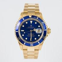 Rolex Submariner Date 16618 подержанные