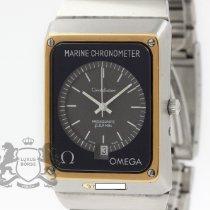 Omega Constellation Stahl 32.5mm Schwarz Keine Ziffern Schweiz, Zürich