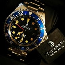Steinhart Steel 42mm Automatic Ocean One Vintage pre-owned