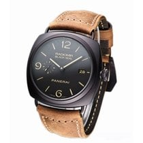 Panerai Radiomir Black Seal 3 Days Automatic PAM 00505 2015 pre-owned