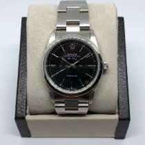 Rolex Air King Precision Steel 34mm Black United States of America, California, SAN DIEGO