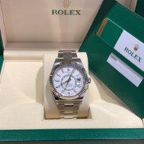 Rolex Sky-Dweller 326934 2017 pre-owned