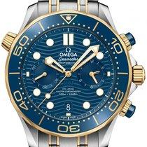 Omega Seamaster Diver 300 M 210.20.44.51.03.001 2020 nouveau