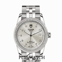 Tudor Glamour Date M55020-0003   55020 2019 new
