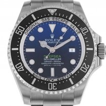 Rolex Sea-Dweller Deepsea Ατσάλι 44mm
