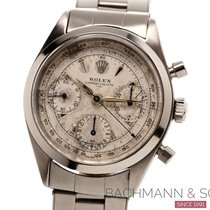 Rolex 6238 Steel 1962 Chronograph 36mm pre-owned