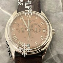 Patek Philippe White gold 37mm Automatic 5035G pre-owned