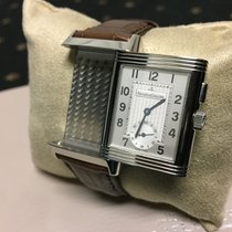 Jaeger-LeCoultre Reverso Duoface Steel 29mm White Arabic numerals United States of America, Louisiana, Kenner