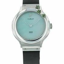 Hublot Classic new Quartz Watch with original box 1420.TUR.1