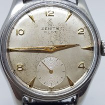 Zenith Pilot Type 20 pre-owned 35mm