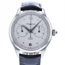 Montblanc 119951 Steel 2010 Heritage Chronométrie 42mm pre-owned United States of America, Georgia, Atlanta