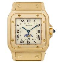 Cartier Santos (submodel) 819901 подержанные