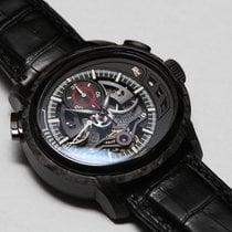 Audemars Piguet Углерод Механические Чёрный Римские 47mm новые Millenary Chronograph