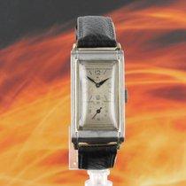 Rolex Prince Gold/Stahl 20mm Weiß