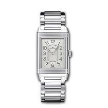 Jaeger-LeCoultre Grande Reverso Lady Ultra Thin Staal 40mm Zilver Geen cijfers Nederland, Amsterdam