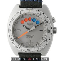 Heuer 42mm Automatic 134.603 pre-owned