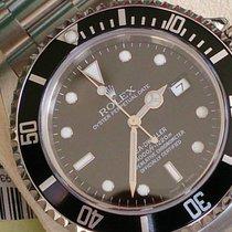 Rolex SEA DWELLER REF 16600++NOS++Box & Papiere++ foliert++