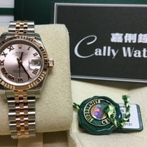 Rolex 179171 26mm Datejust Lady Pink Roman Dial 粉紅羅馬面 [NEW]
