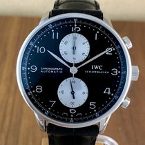IWC Portugieser Chronograph ref. 3714 - Men's watch
