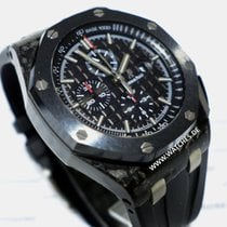 Audemars Piguet Royal Oak Offshore Chronograph Forged Carbon -...