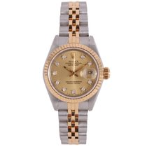 Rolex Pre-Owned DateJust 69173 1991 Model