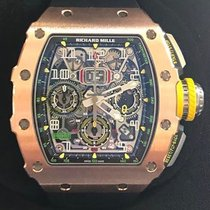 Richard Mille RM 011-03 Automatic Flyback Chronographe Rose...