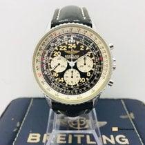 百年灵  (Breitling) Navitimer Cosmonaute Vintage, Box & Documens