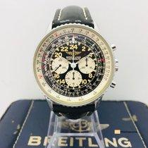 Breitling Navitimer Cosmonaute Vintage, Box & Documens