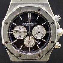 Audemars Piguet Royal Oak Chronograph Steel 41MM, Black  Dial...