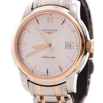 Longines The Saint-Imier 38mm Gold&Steel