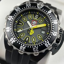 Luminox Scott Cassell Deep Dive Automatic Watch 1525