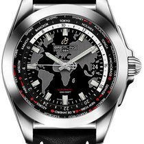 Breitling Galactic Unitime new 44mm Steel