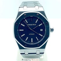 Audemars Piguet 15300ST Royal Oak 39mm Blue Dial