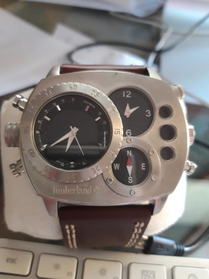 timberland watch prix