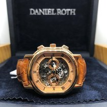 Daniel Roth Yellow gold 41mm Automatic 447.X.40 new