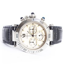 Cartier Pasha Seatimer w31030H3 2004 pre-owned