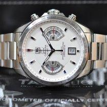 TAG Heuer Grand Carrera Steel 43mm Silver United Kingdom, London